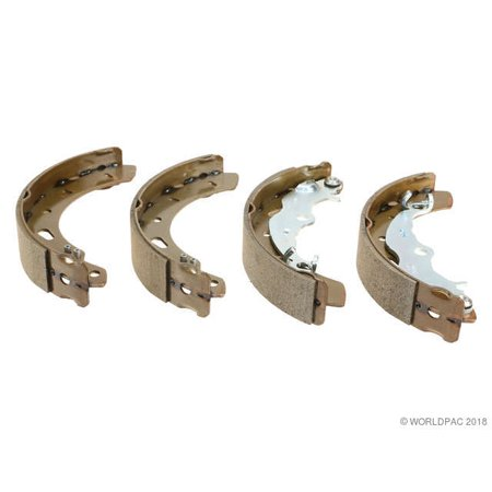 Motorcraft W0133-1919216 Drum Brake Shoe for Ford Models