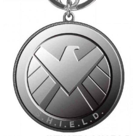Avengers S.H.I.E.L.D Pewter Key Ring](Avengers Rings)