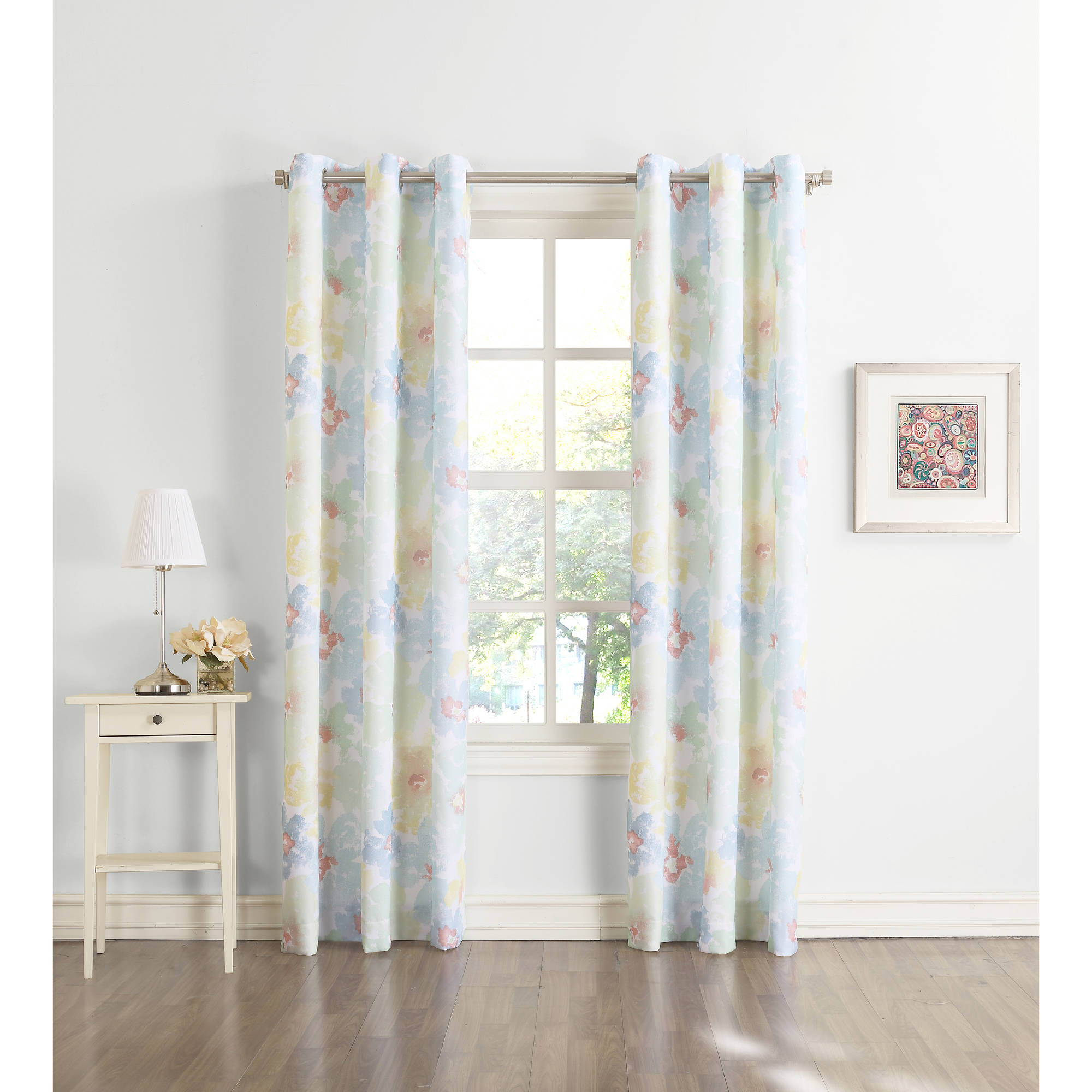 No. 918 Winifred Casual Grommet Curtain Panel