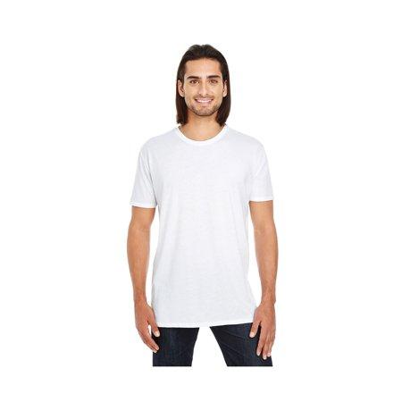 Threadfast Apparel Men's Pigment Dye Short-Sleeve T-Shirt, Style 130A