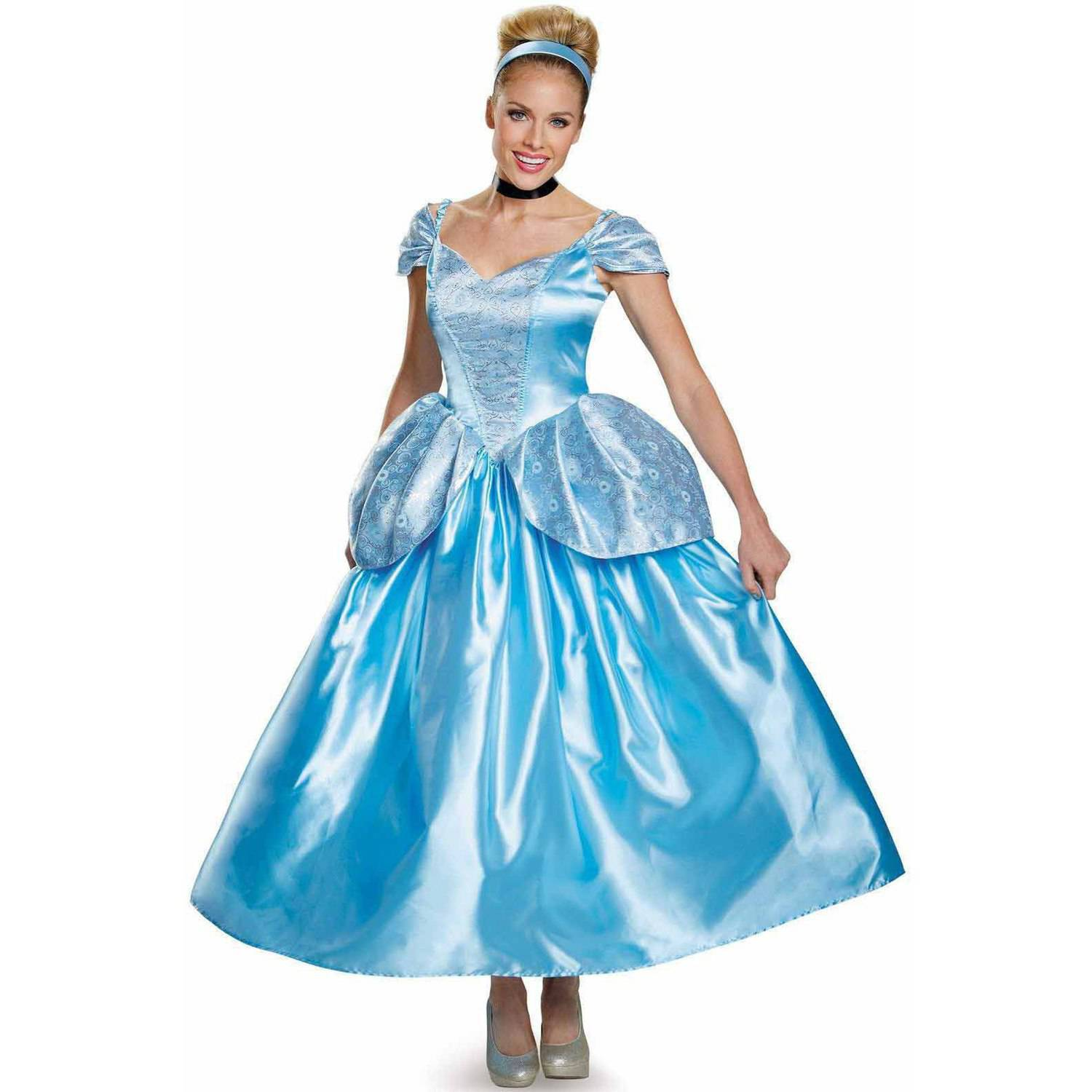 Disney Princess Cinderella Prestige Women's Adult Halloween Costume