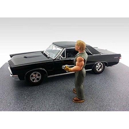 Musclemen Buff Daddy Figure for 1:18 Diecast Car Models by American Diorama - image 1 of 4