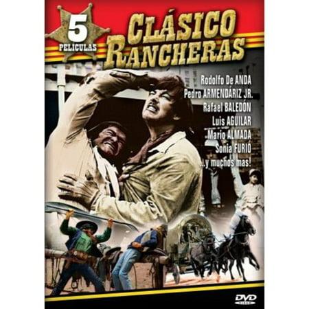 Rancheras Clasicas 5 Peliculas (Pelicula Halloween 5)
