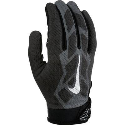 Nike Football, Youth Small Receiver Vapor Jet 3.0, Black,...