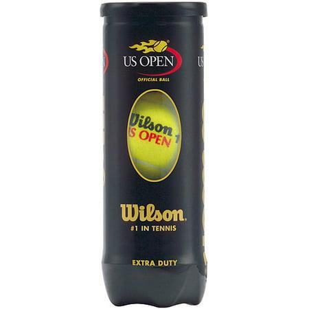 - Wilson Sporting Goods T1071 Tennis Balls (1 can, 3 balls)