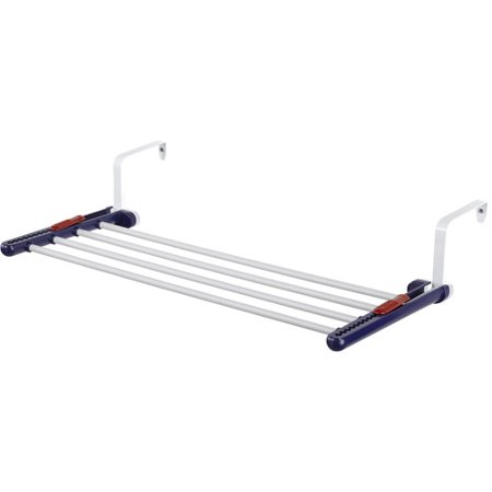 Leifheit Quartett Over-the-Door Laundry Drying Rack