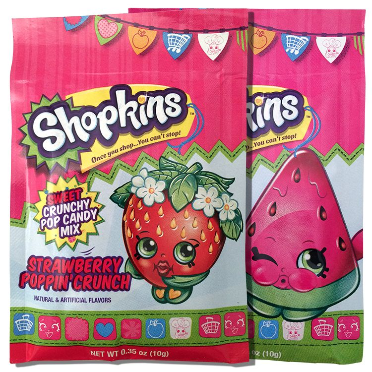 Shopkins Poppin Crunch Candy Pak - Party Supplies