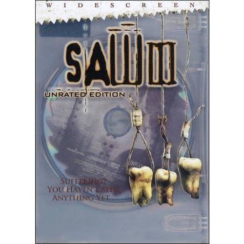 Saw III (Unrated) (With INSTAWATCH) (Widescreen)