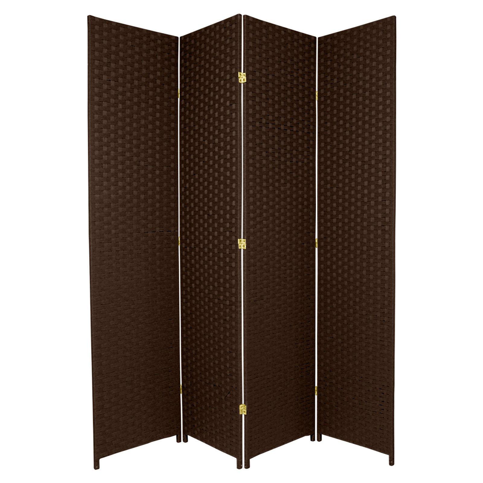 Oriental Furniture 70.75 x 140 8 Panel Room Divider