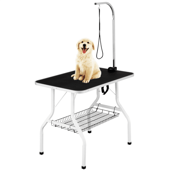 Affordable Dog Grooming Table Arm Pet Grooming Table - Walmart.com
