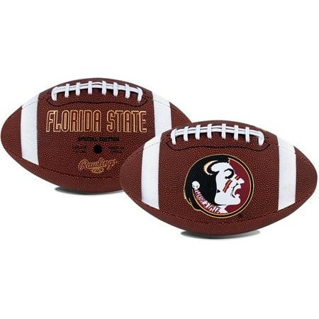 Florida State University Seminoles Rawlings Game Time Full Size Football Team Logo ()