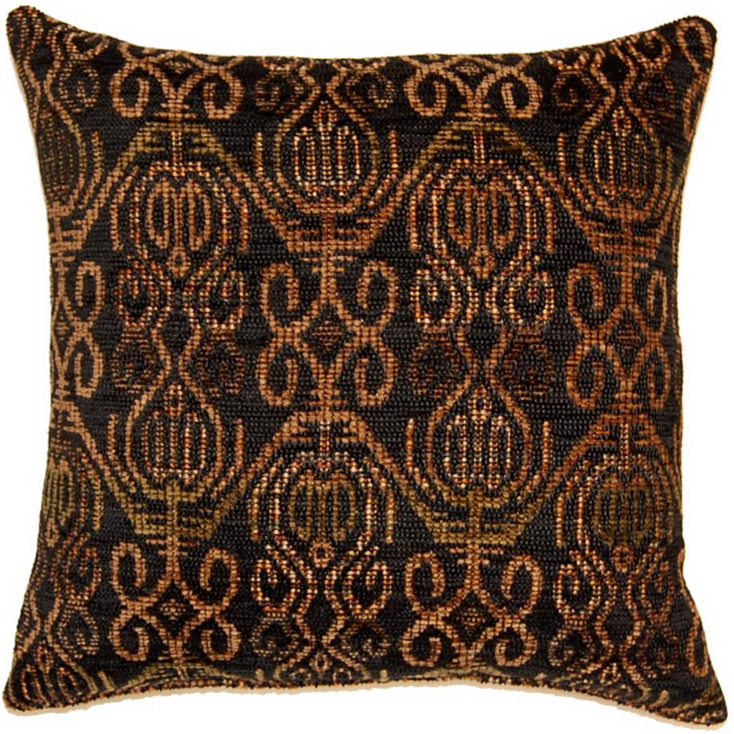 Fox Hill Trading Hidalgo Onyx 17-inch Throw Pillows (Set of 2)