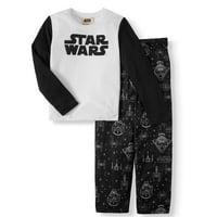 Matching Family Pajamas Star Wars Unisex Kids 2-Piece Sleep Set