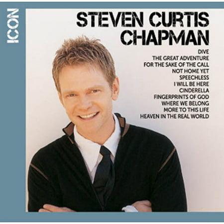 Icon Series: Steven Curtis Chapman (CD)