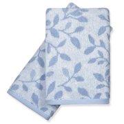 Peri Home Vines Fingertip Towels (Set of 2) Green