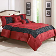 Better Homes and Gardens Ruby 5-Piece Comforter Set