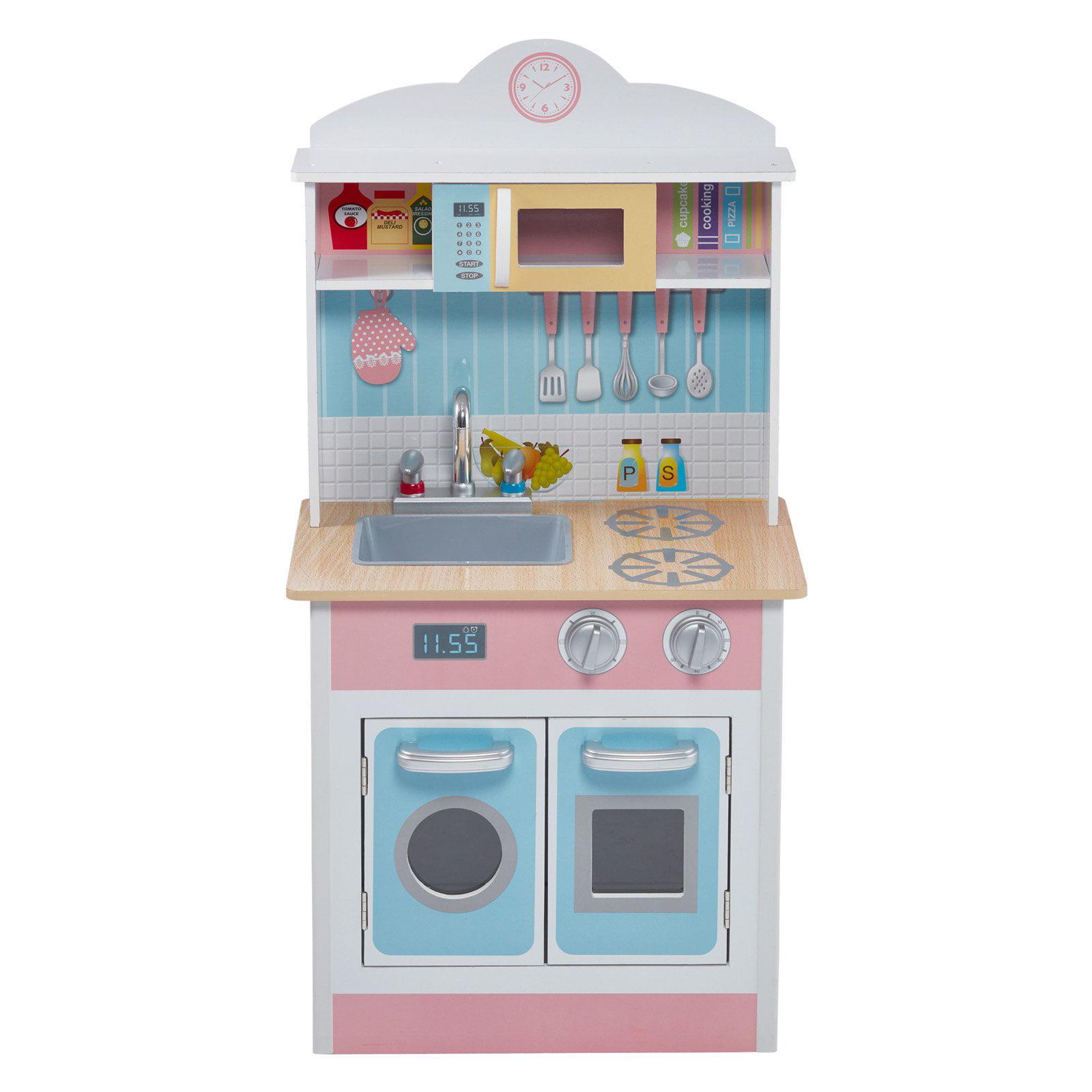 Magnificent Little Tikes Cupcake Kitchen Pastel Festooning - Modern ...
