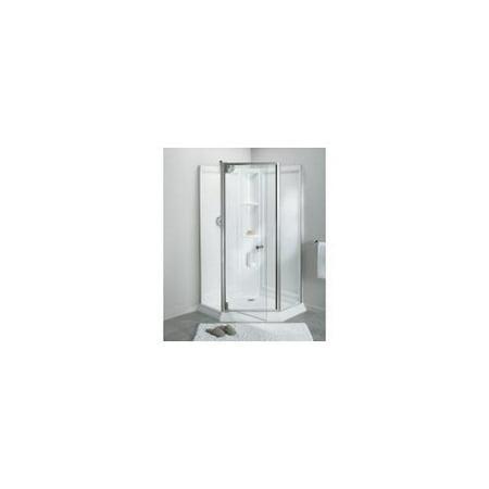 Sterling By Kohler Solitaire Frameless Neo Angle Corner Shower Kit