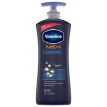 Body Lotions: Vaseline Men Cooling Hydration