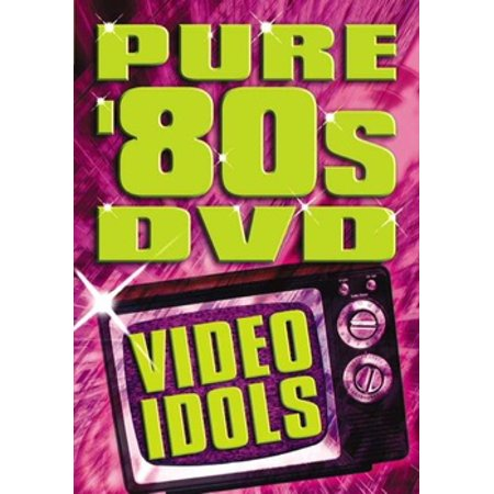 Pure 80s DVD: Video Idols - 80s Movie Characters Halloween