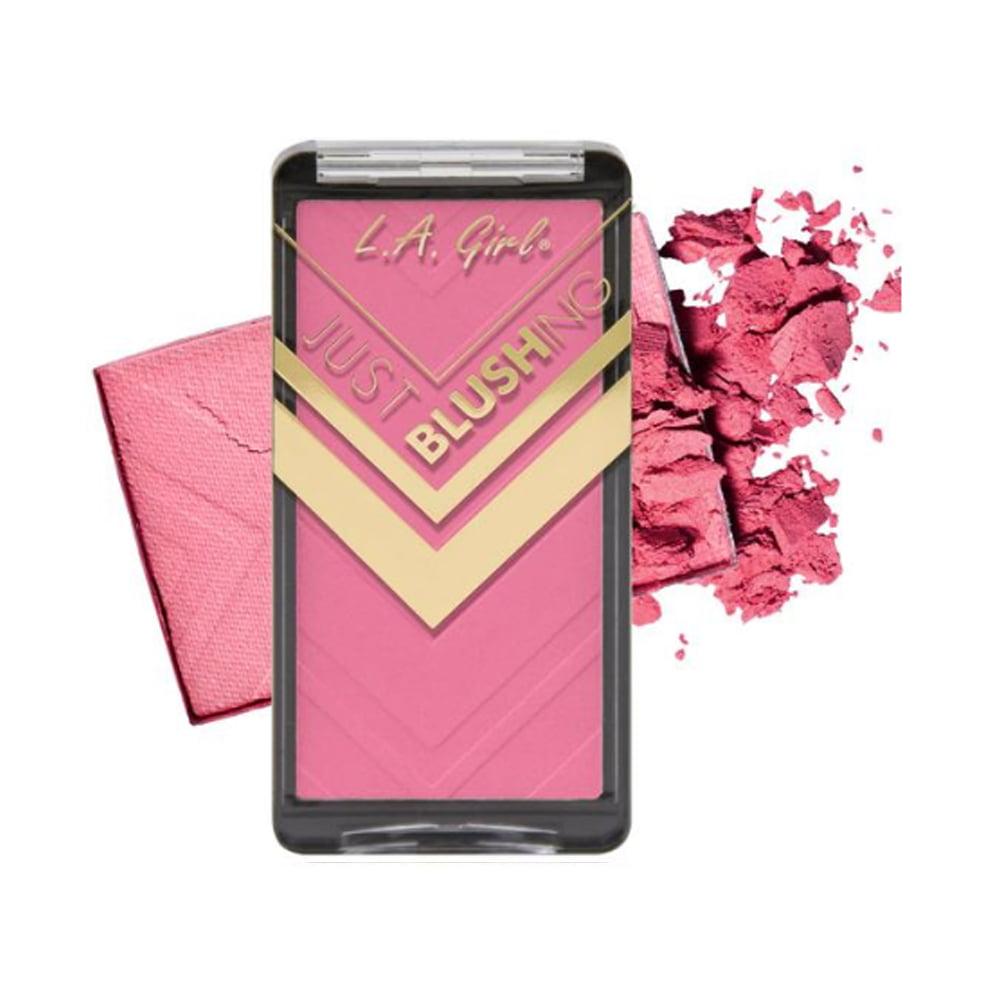 LA GIRL Just Blushing Powder Blush - Just Kissed
