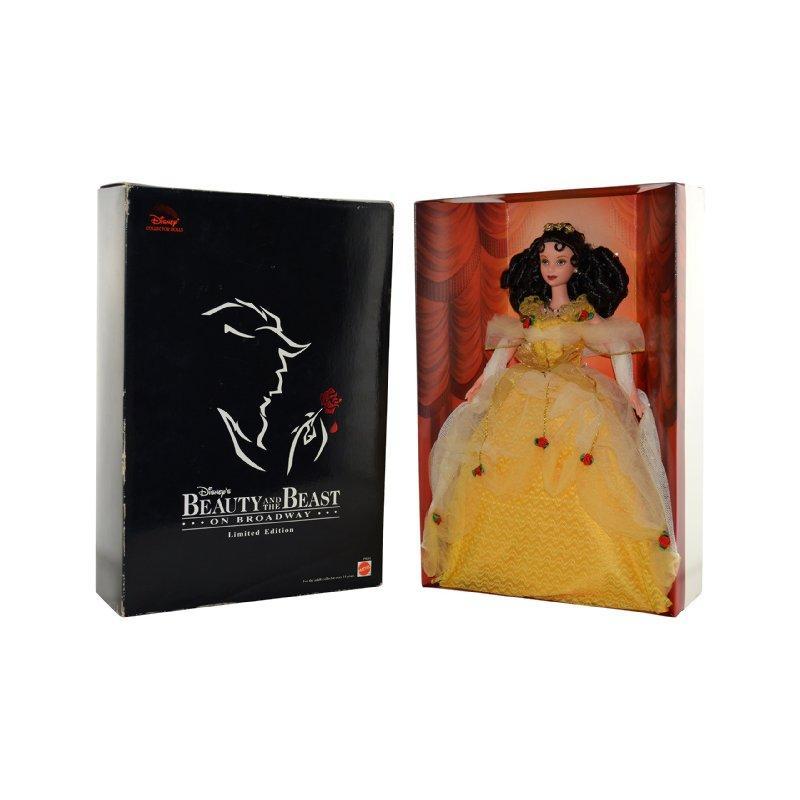 Mattel Disney BROADWAY BELLE Beauty & the Beast on broadw...