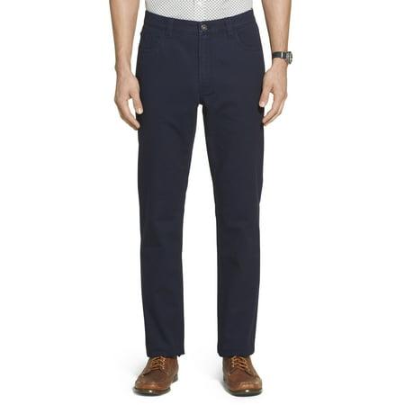 Geoffrey Beene Men's 5 Pocket Twill Pant Velvet 5 Pocket Pants
