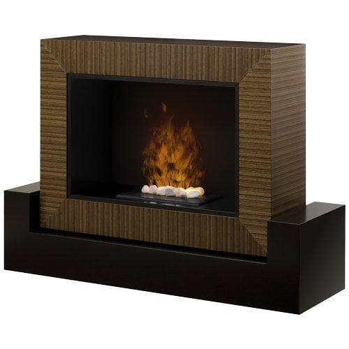 Dimplex Amsden Opti-Myst Electric Fireplace - Walmart.com