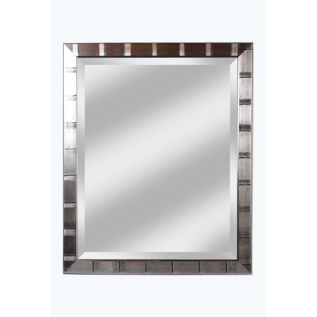 Christopher Collection Silver Lined Wall Mirror 28