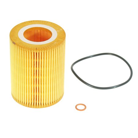 Replacement Oil Filter O-ring Housing Gasket Kit For  E36 E38 E39 E46 E53 E 60 E83 Z3 Z4 truckpart X3 X5 325i 530i 525i 11427512300 11421719855 MATCC  US