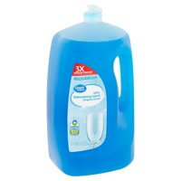Great Value Ultra Original Scent Dishwashing Liquid, 90 fl oz