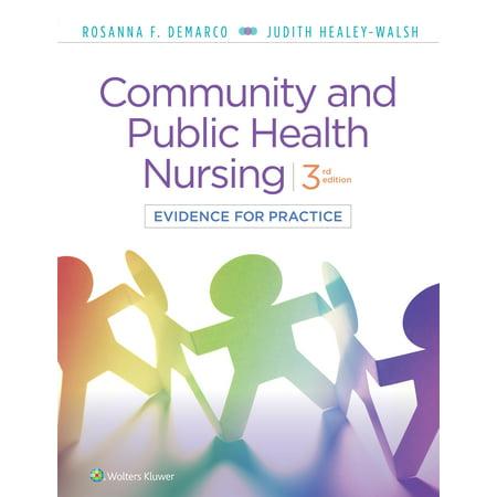 Community & Public Health Nursing : Evidence for (Mental Health In Australia Collaborative Community Practice)