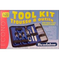 Beadalon Tool Kit with Zip Pouch