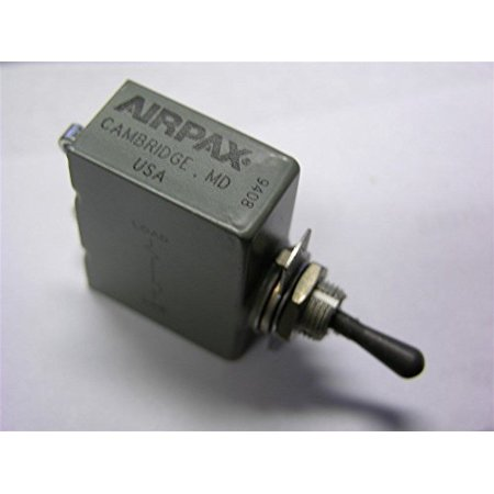 1 Mil-Spec Airpax AP1 M39019/01-313 Magnetic Circuit Breakers 2A