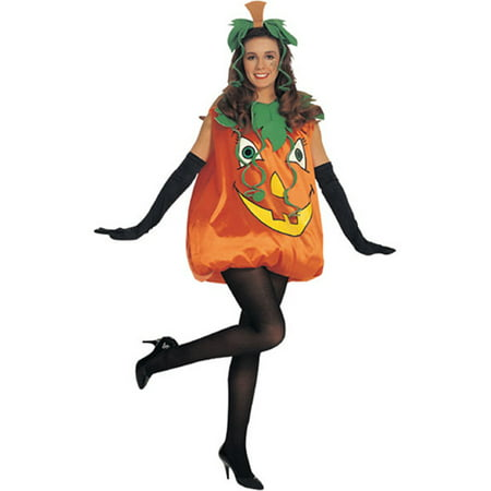 Adult Pumpkin Pie Halloween Costume - Easy Pumpkin Halloween Costume