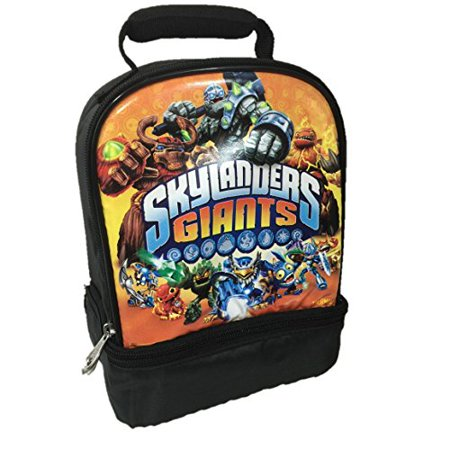 Giants Zipper Bottle Suit - Thermos Skylanders Giants Dual Lunch Box