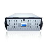 Sans Digital AR442F8 4U 42 bay SAS SATA to 4x 8G FC RAID Single Ctlr