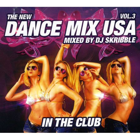 Dance Mix Usa, Vol. 3 [Continuous Dj Mix By Kribble] (CD)