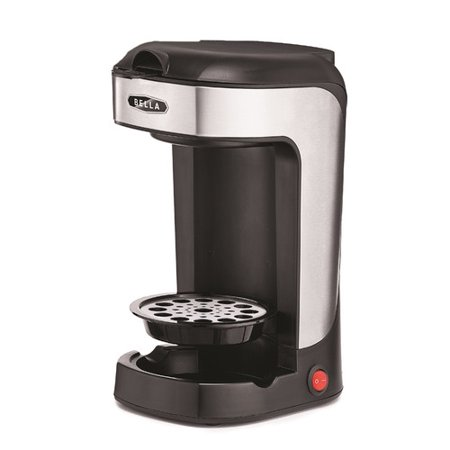 - BELLA Single Scoop Coffee Maker, Black