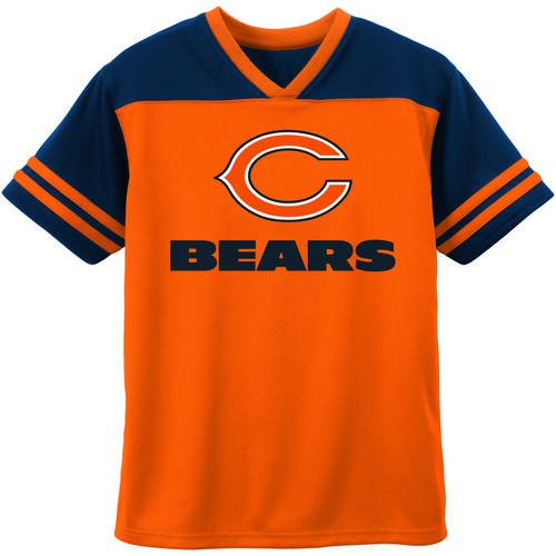 NFL Chicago Bears Toddler Short Sleeve Fashion Top