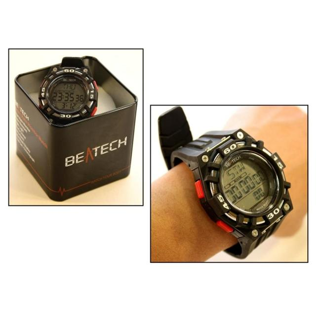 Ovente Beatech Collection BH5000BR Heart Rate Monitor Watch
