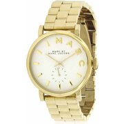 Marc Jacobs Women's Baker Gold-Tone Watch, MBM3243
