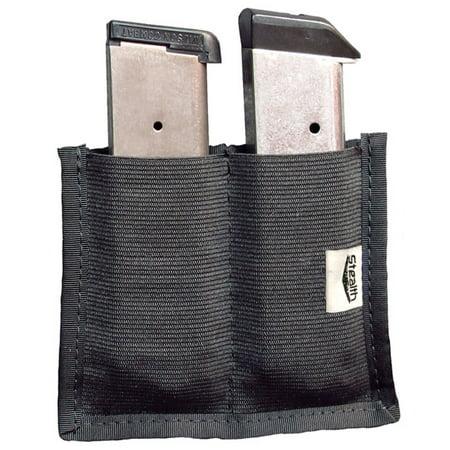 Stealth Velcro Double Magazine Pouch ()