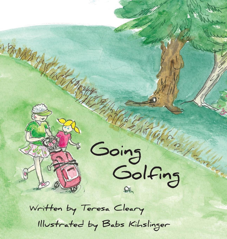 Going Golfing (Hardcover)