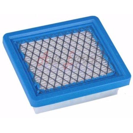 Replacement Air Filter for Tecumseh- 36046 740061 Craftsman 33325 Brand (Tecumseh Paper Air Filter)
