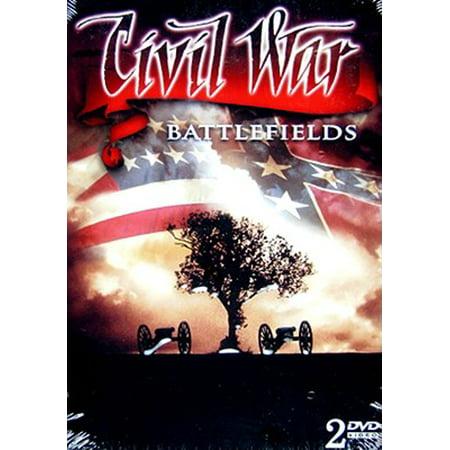 Civil War Battlefields (DVD) - Civil War Pistol