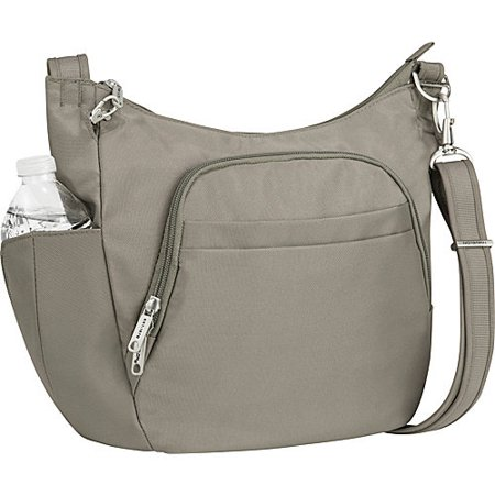 Women's Travelon Anti-Theft Classic Cross-Body Bucket Bag