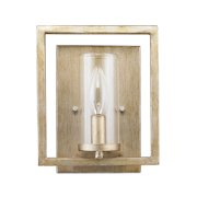 Golden Lighting 6068-1W Marco 1 Light Wall Sconces - 7 Inches Wide