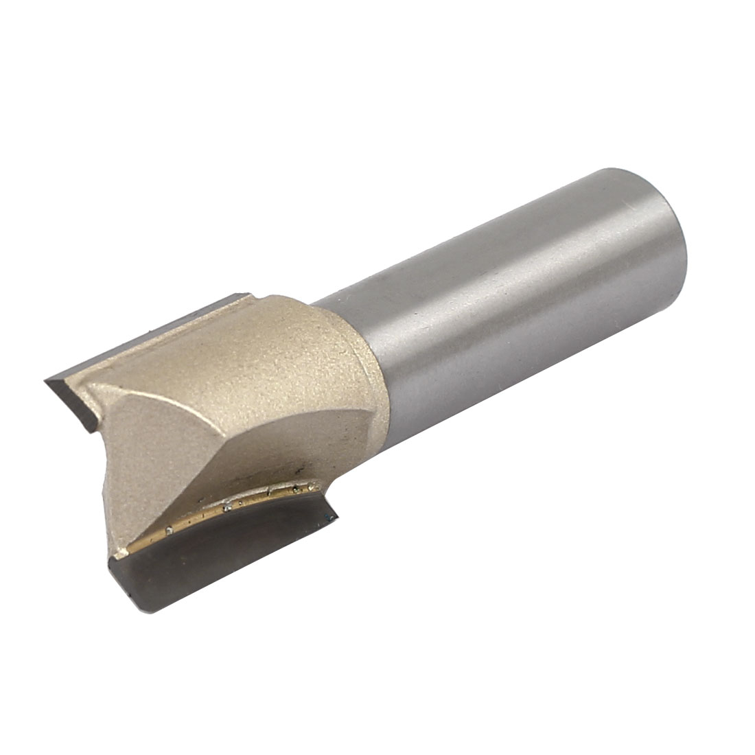 1/2-inch Shank 3/4-inch Cutting Dia 2 Flutes Straight Router Bit Cutter - image 4 of 5