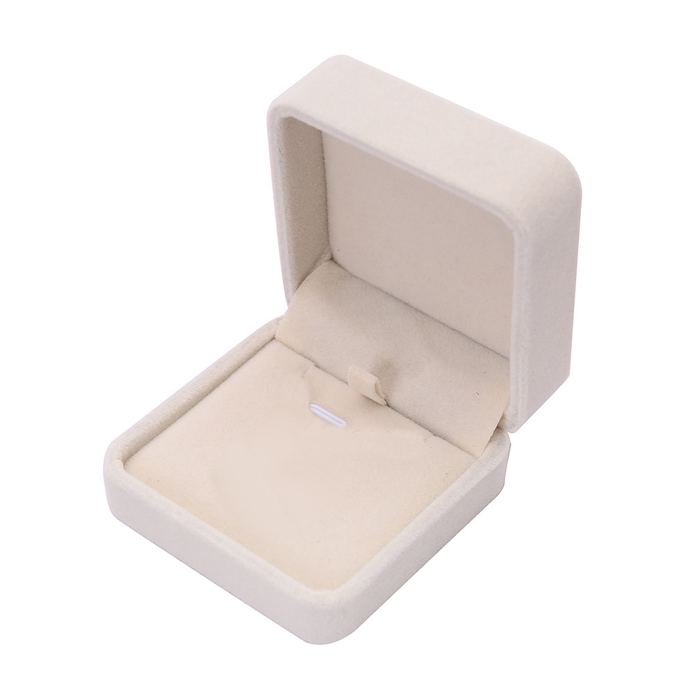 New Velvet Presentation Gifts Jewellery Ring Necklace Bracelet Display Box Case